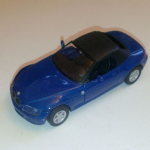 Welly BMW Z3 Roadster  Die-cast model @sold@